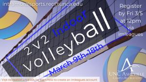 Volleyball Flier